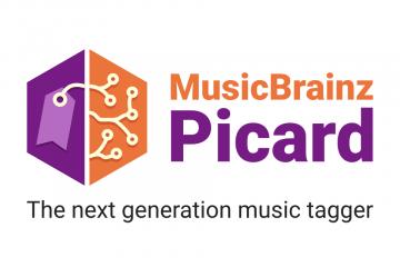 Musicbrainz Picard logo